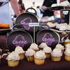 CurlyCakes Vanilla Vanilla Cupcakes