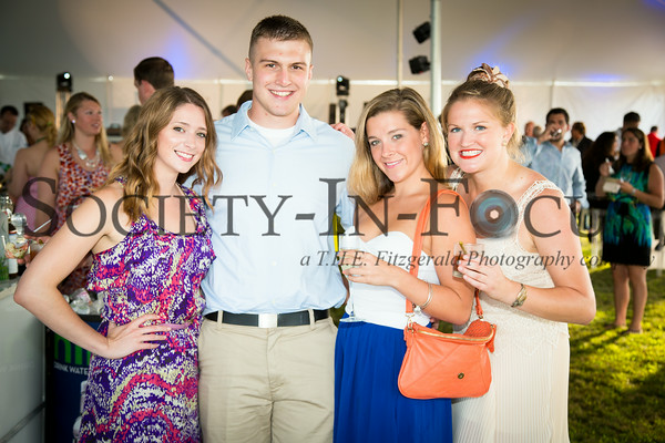 Brittany Lehenbauer, Eric Haney, Kember Greco, Kelly Reuter