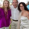Judy Sarna, Morris Sarna, Beth Coplan Kaufman
