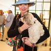 """Barbara Hearst with """"Bandit"""""""
