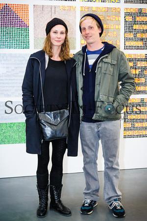 Brie Walsh, Scott Bluedorn