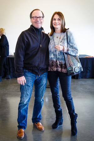 Stephen Perlbinder, Sandy Perlbinder