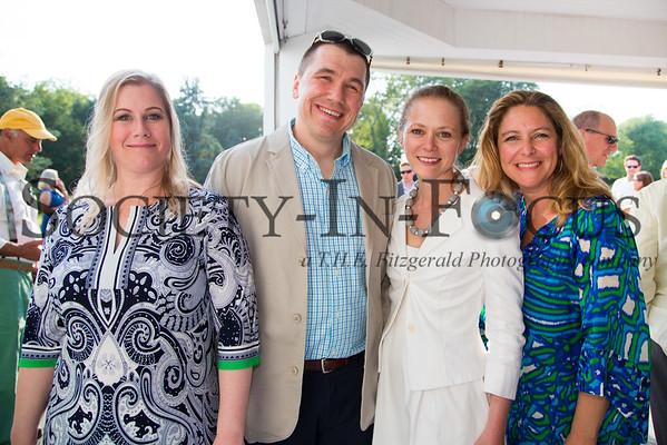 Laura Sanatore, Dave Sanatore, Quincy Hammond, Samantha Nestor