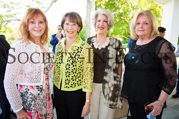 Pat McDonough, Flora Wilson, Jeane Pendery, Beverly Squibb