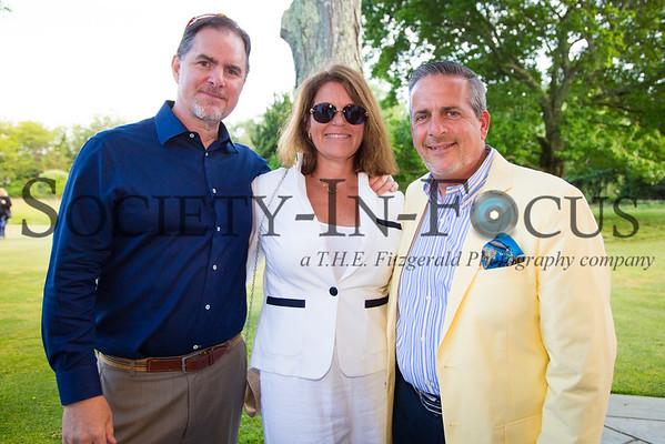 Wade Johnson, Theresa Kronman, Gregory D'Elia