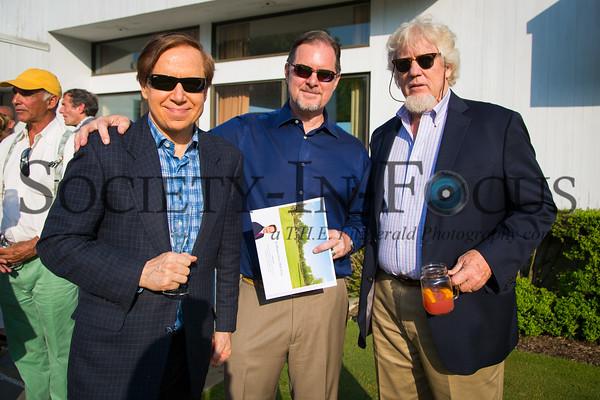 Chris Beale, Wade Johnson, Tim Rumph