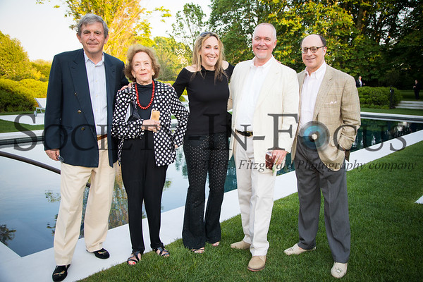 Fred Seegal, Barbara Slifka, Robin Neimark Seegal, Eric Groft, Peter Haveles