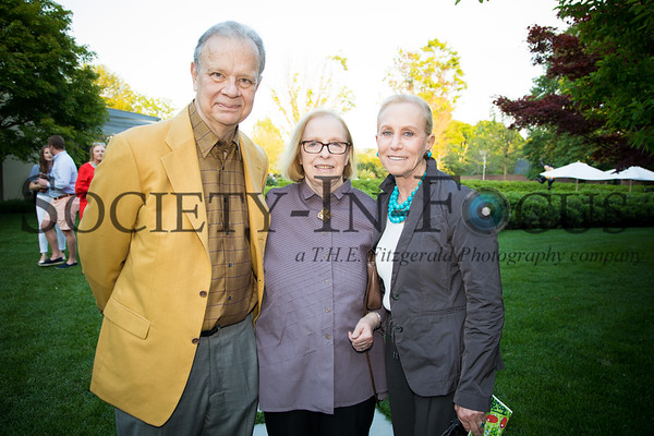 Martin Filler, Rosemary Bletter, Meryl Meltzer