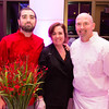 David Gaviola, Jeanine Burge - Silver Spoon Specialties, Keith Davis - The Golden Pear Café