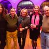 Kathy Chen, Marshall Wendell, Nancy Wendell, Brigid Collins, Andy Sabin