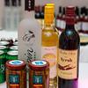 Chopin Potato Vodka, Martha Clara Vineyards Wine, Tillen Farms Pickled Crispy Asparagus