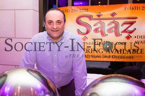 Sam Mohan - Saaz Indian Cuisine
