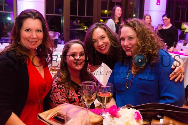 Donna Hannigan, Lorraine Malazo, Eileen Caulfield, Karen