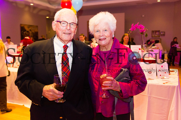 Walter Stewart, Betty Stewart