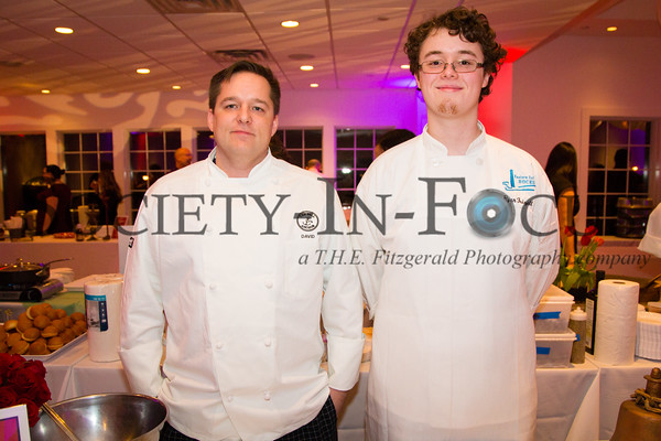 Chef David Liszanckie - Bell and Anchor, Chef Ryan Frizell