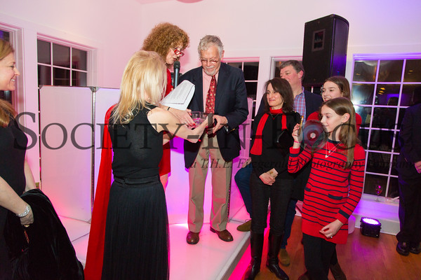 Linda Shapiro, Julie Ratner, Harry Heller and Family