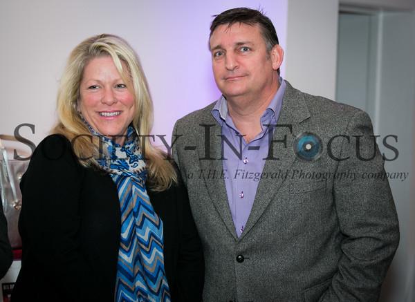 Marianne Epley, Southampton Mayor Mark Epley