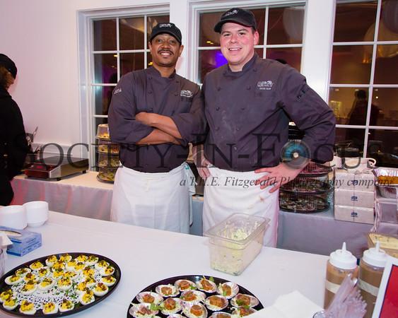 Chef Michael Johnson and Chef Steven Tross - Cowfish and Rumba