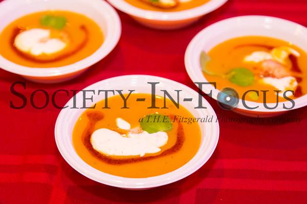 Spiced Pumpkin Soup - Creative Appetite