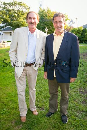 John Stamfret, Neil Wolf