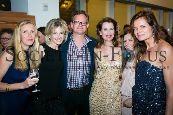 Julie Browning, Summer Louchheim,  Nick Marden, Laurie Marsden, Christina Martin, Melissa Green