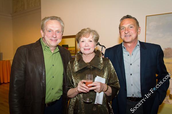 Richard Mortimer, Elizabeth Hagan, Elliot Epstein