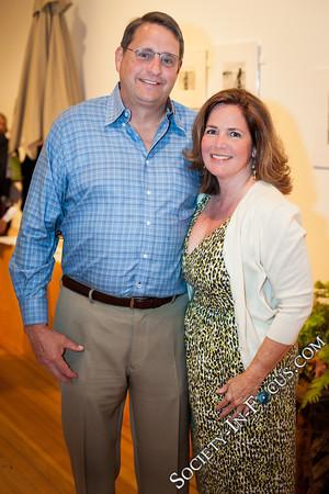 Dennis Baldwin, Nancy Hardy