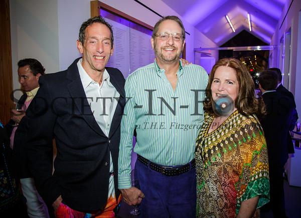 Geoffrey Nimmer, Dennis Baldwin, Nancy Hardy