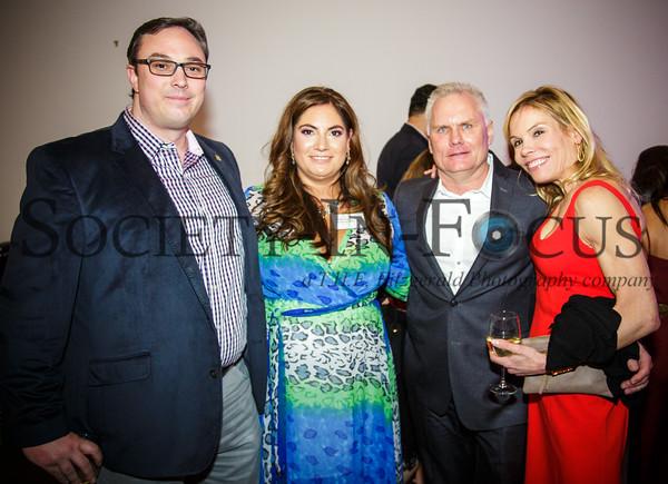 Sean Steinmuller, Christine Curiale, Geoff Gifkins, Nancy McCabe