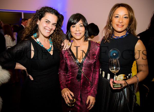 Luciana Cavalcanti, Grisel Baltazar, Raina Du Plessix