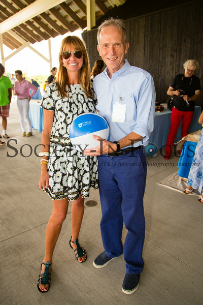 Parrish Art Museum's First Annual Summer Family Party in Water Mill, NY on August 16, 2014