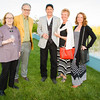 Rosemary Bletter, Martin Filler, Bill Miller, Shirley Ruch, Laura Miller