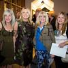 Bonnie Fuchs, Debra Halpert, Barbara Bank, Helene Creel