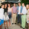 Victorio Assaf, Silke Tsitiridis, Alison Sullens, Steve Sullens, Savas Tsitiridis, Gregory Pamel, Charlotte Bonstrom Assaf