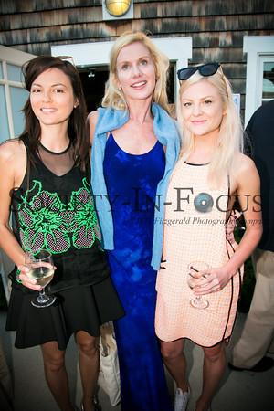 Pauline Georges, Jennifer Joyce, Sophie Hirst