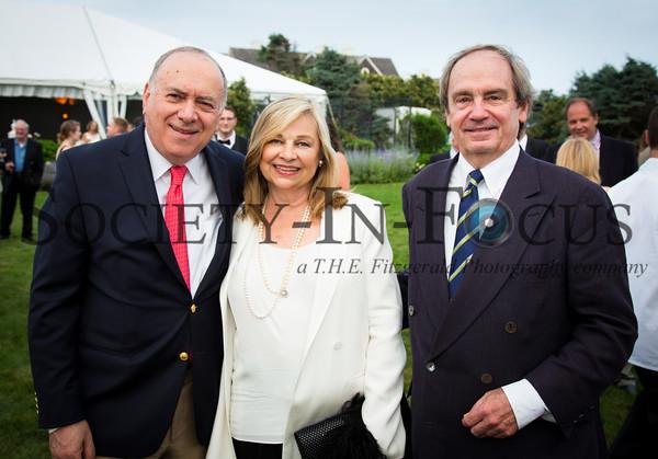 Martin Shafiroff, Raya Knight, Clif Knight