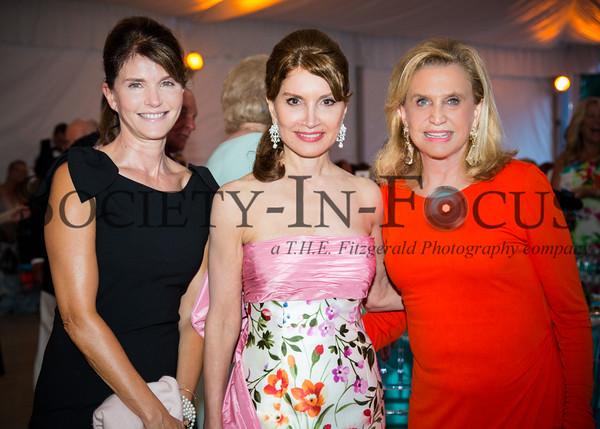Anna Throne-Holst, Jean Shafiroff, Carolyn Maloney