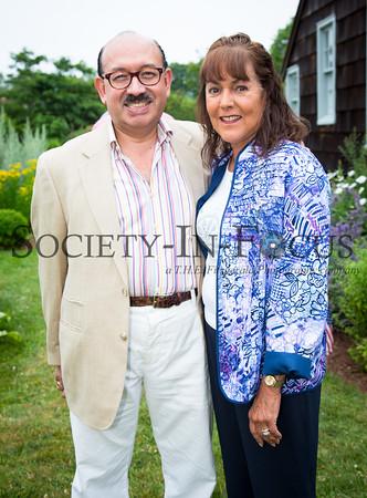 Jose Pincay, Lucy Puig