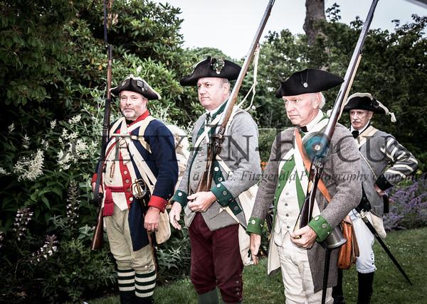Southampton Historical Museum Color Guard
