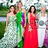 Jean Shafiroff, Melanie Wambold, Sharon Kerr, Jean Remmel FitzSimmons, Sandra McConnell