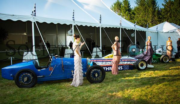 Vintage Race Cars