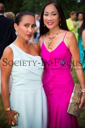 Sandra Sanches, Lucia Hwong Gordon