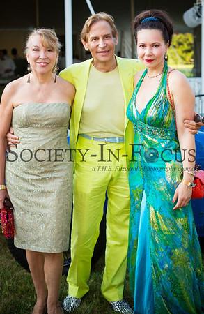 Isabel, Dr. Lewis Feder, Daniela Nikolova