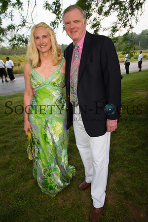 Denise Johnston, Joe McConnell