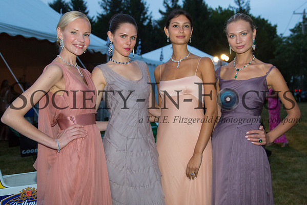 Elena Bushujeva, Sarah Parr, Chiara Leonetti, Ksusha Goncharova