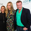 Julie Nally, Molly Sims, Pete Holmberg