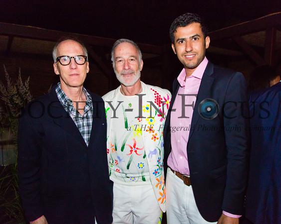 Chaz Austin, Stan Baumblatt, Thamer AlDubaikhi