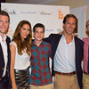 Kevin Walsh, Cristina Cuomo, Liam James, Nat Faxon, Jim Rash