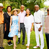 William Pickens III, Desiree Watson, Jean Shafiroff, David Evans, Paula Taylor, Errol Taylor, Fred Mitchell