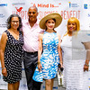 Elsie McCabe Thompson, David Evans, Jean Shafiroff, Flo Anthony